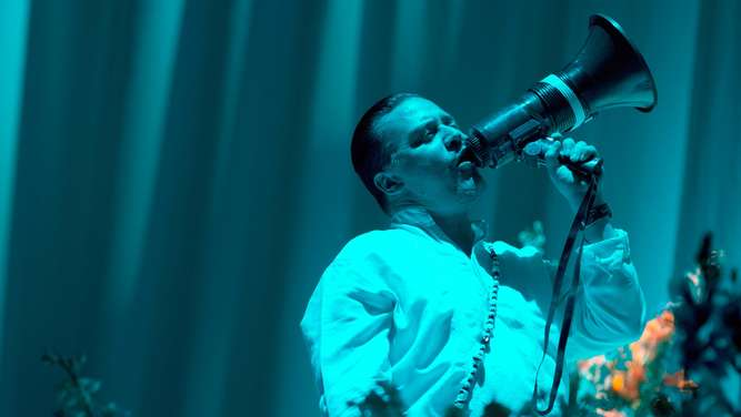 Faith No More bei Rock im Revier