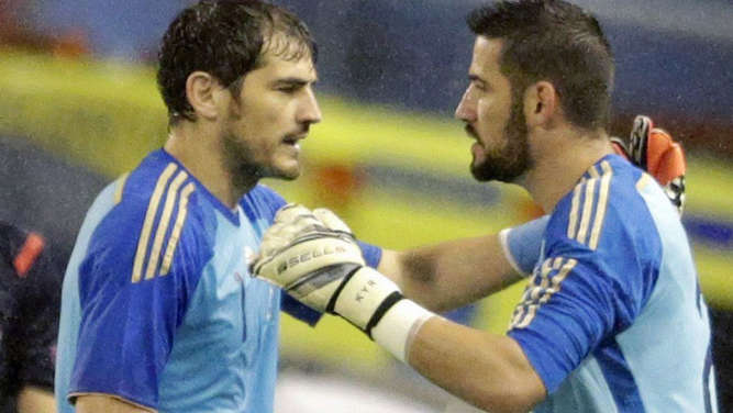 Casilla folgt Casillas bei Real