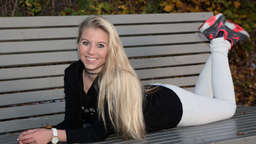 24-Girl Christina (18) aus Aschau am Inn