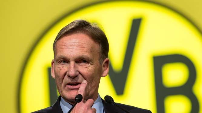 Borussia Dortmund Watzke WM Korruption