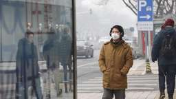 Smog-Rekorde in China: «Wie im Science-Fiction-Film»