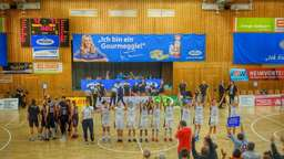 Basketballdamen: Wasserburg besiegt Pecs