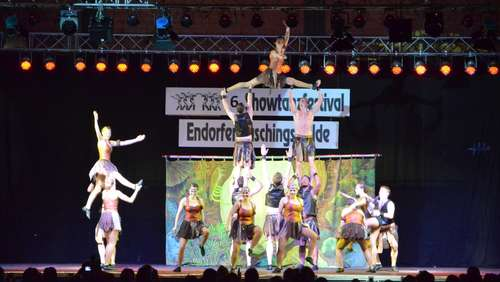 Showtanzfestival in Bad Endorf