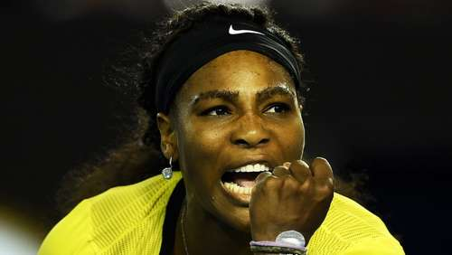 Serena Williams eilt ins Finale der Australian Open