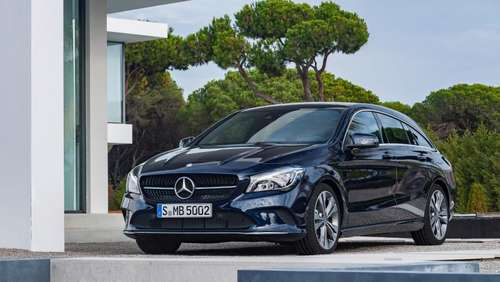 Mercedes CLA ab Juni in frischem Look