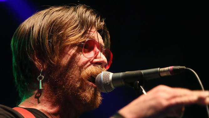 """Eagles of Death Metal""-Sänger Jesse Hughes."