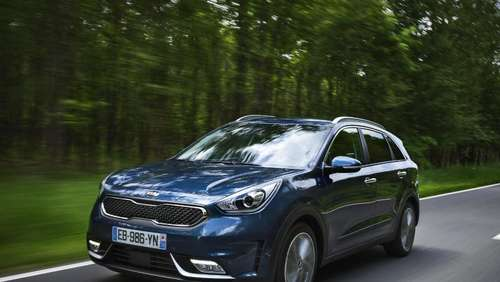 Kia Niro: Start im September