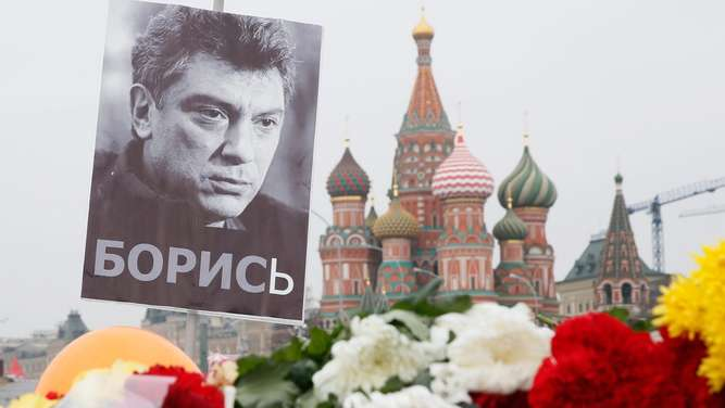 Opposition leader Boris Nemtsov shot in Moscow
