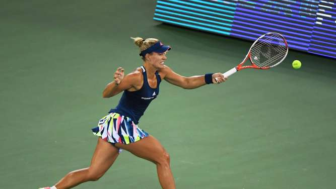 Tennis-Profi Angelique Kerber.