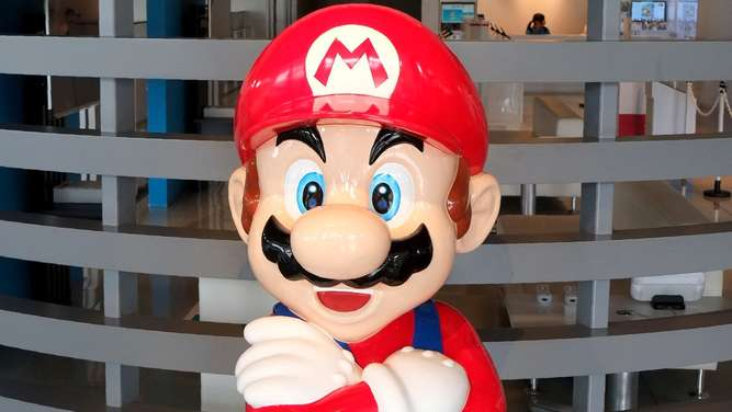 Super Mario, iPhone, iOS, Aplle, Nintendo
