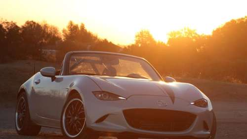 Heavy Metal Seele: Mazda MX-5 Flyin' Miata