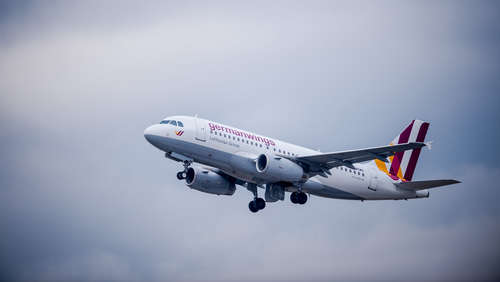Germanwings-Maschine muss kurz nach Start in Hamburg umkehren
