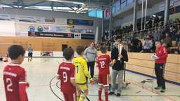 Hachings U11 macht's per Golden Goal