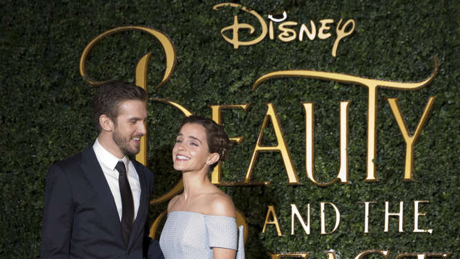 "Filmpremiere ""Beauty and the Beast"""