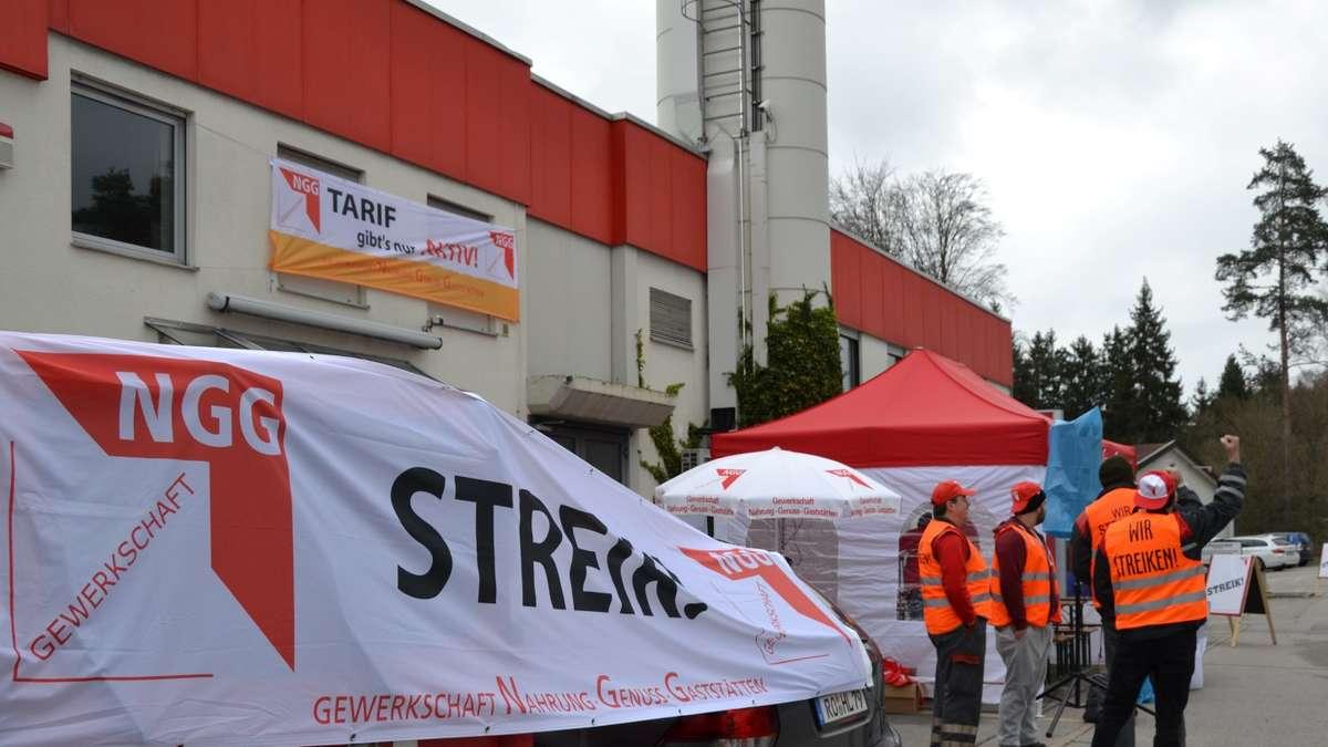 Coca Cola Streik