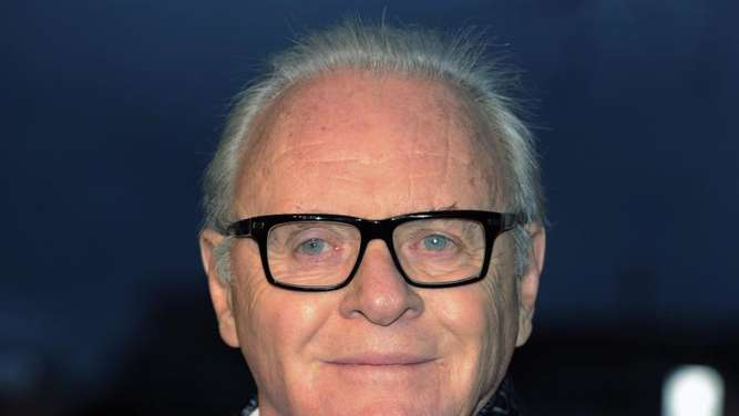 Anthony Hopkins hat gerne seine Ruhe
