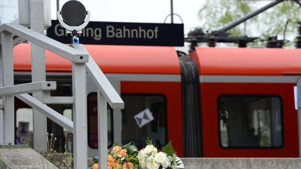 Messerstecherei Grafing Bahnhof