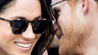Prinz Harry und Meghan Markle turteln in Toronto