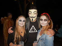 Halloween Party im Baamhakke in Piding - Teil 1