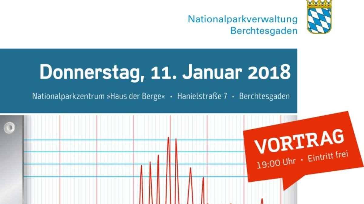 Erdbeben Berchtesgaden