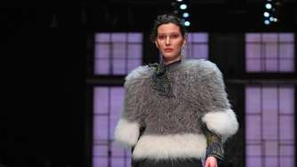 Berlin Fashion Week: Promis, Trends und volles Haus