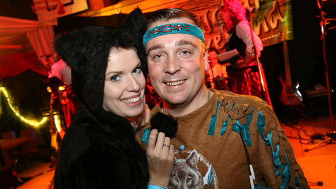 Bunter Fasching in Jettenbach