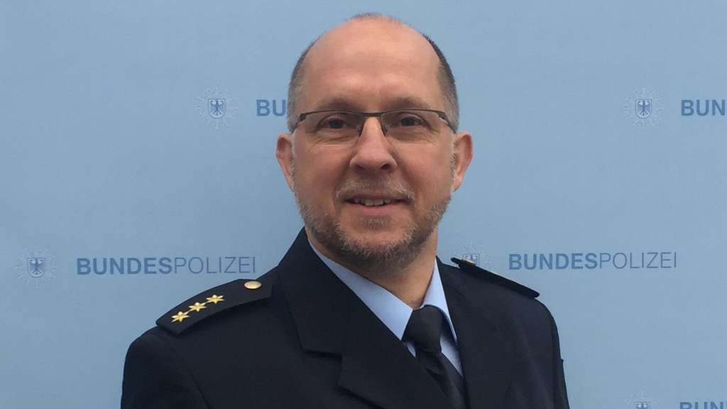 Polizeidirektor Edgar Dommermuth