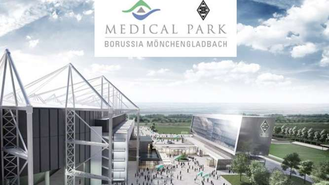 MEDICAL PARK BORUSSIA MÖNCHENGLADBACH - Neues ambulantes Therapiezentrum