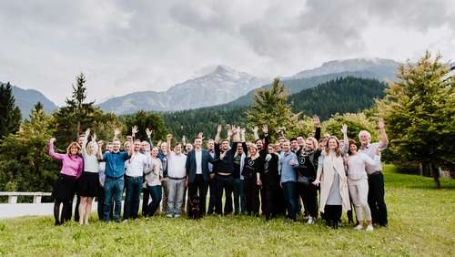 Internationales Start Up Camp in Freilassing