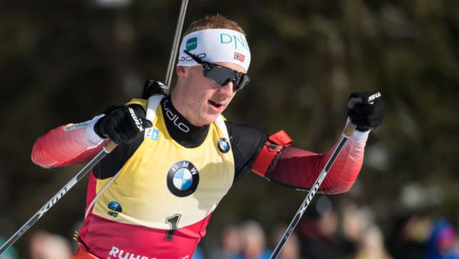 Biathlon Herren Sprint