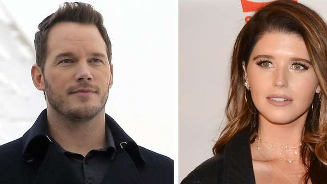 Chris Pratt und Katherine Schwarzenegger haben sich verlobt. Fotos: Maxim Shipenkov;Billy Bennight Foto: Maxim Shipenkov;Billy Bennight