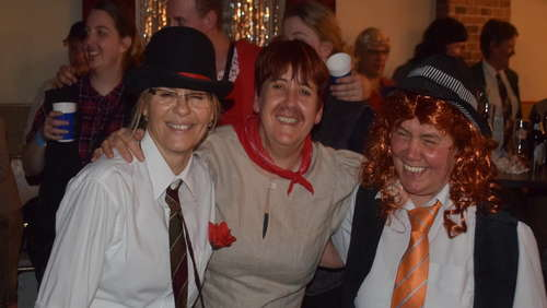 Faschingsparty in Tengling (3)
