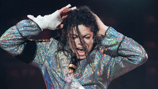 "Michael Jackson ""Leaving Neverland"""
