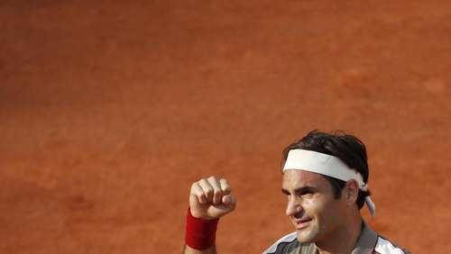 """Giganten-Duell"" in Paris: Federer vs. Nadal"