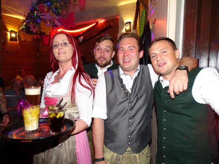 Single party rosenheim