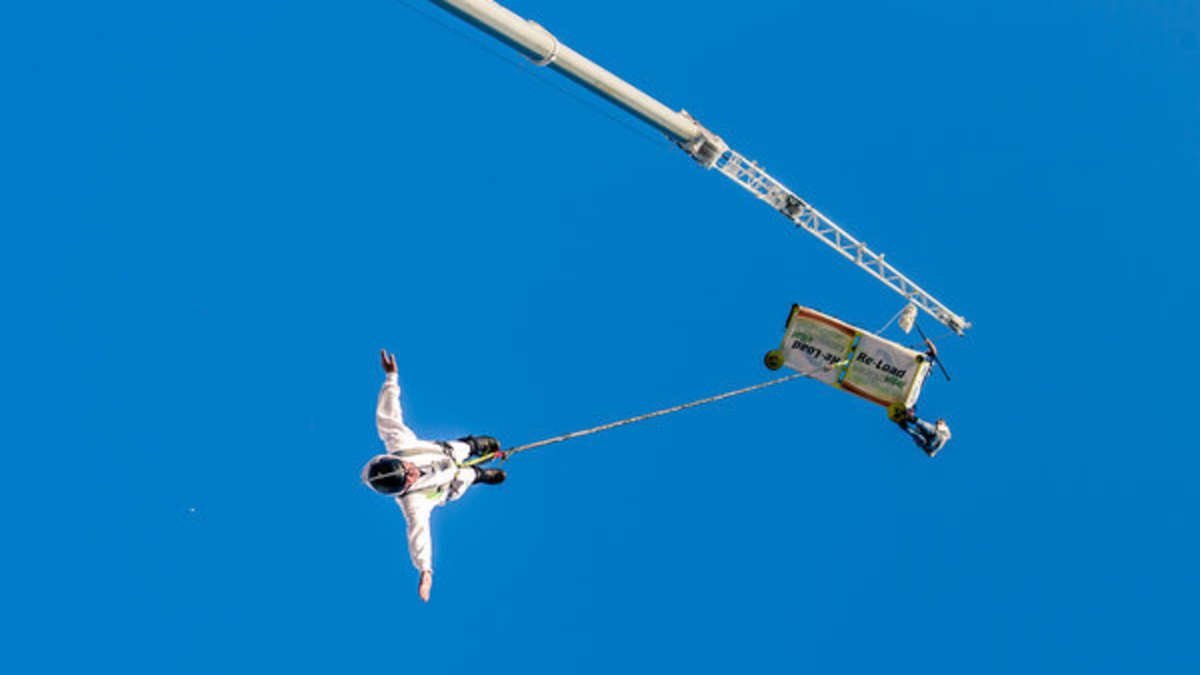 Bungee Jumping Unfall