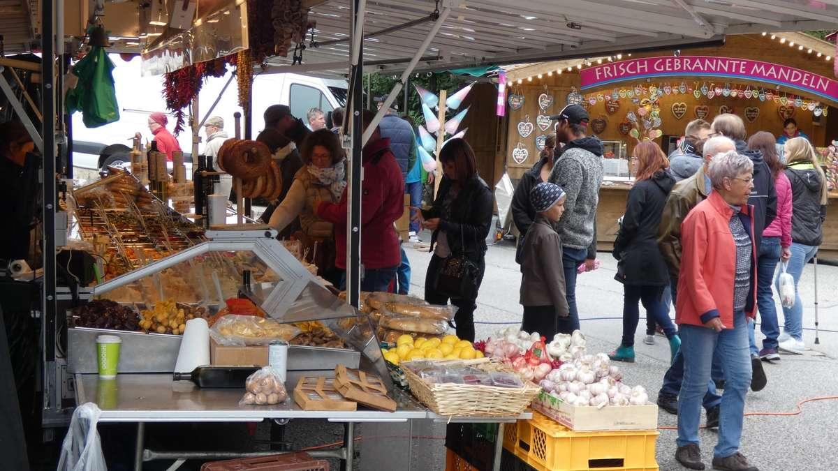 Herbstmarkt Bayern