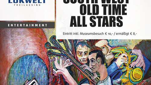 "Jazz mit den ""South West Oldtime All Stars"""