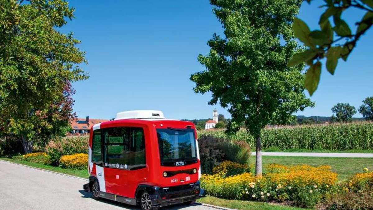 Landkreis Berchtesgadener Land: Grüne für autonom fahrenden Bus | Region Bad Reichenhall - bgland24.de