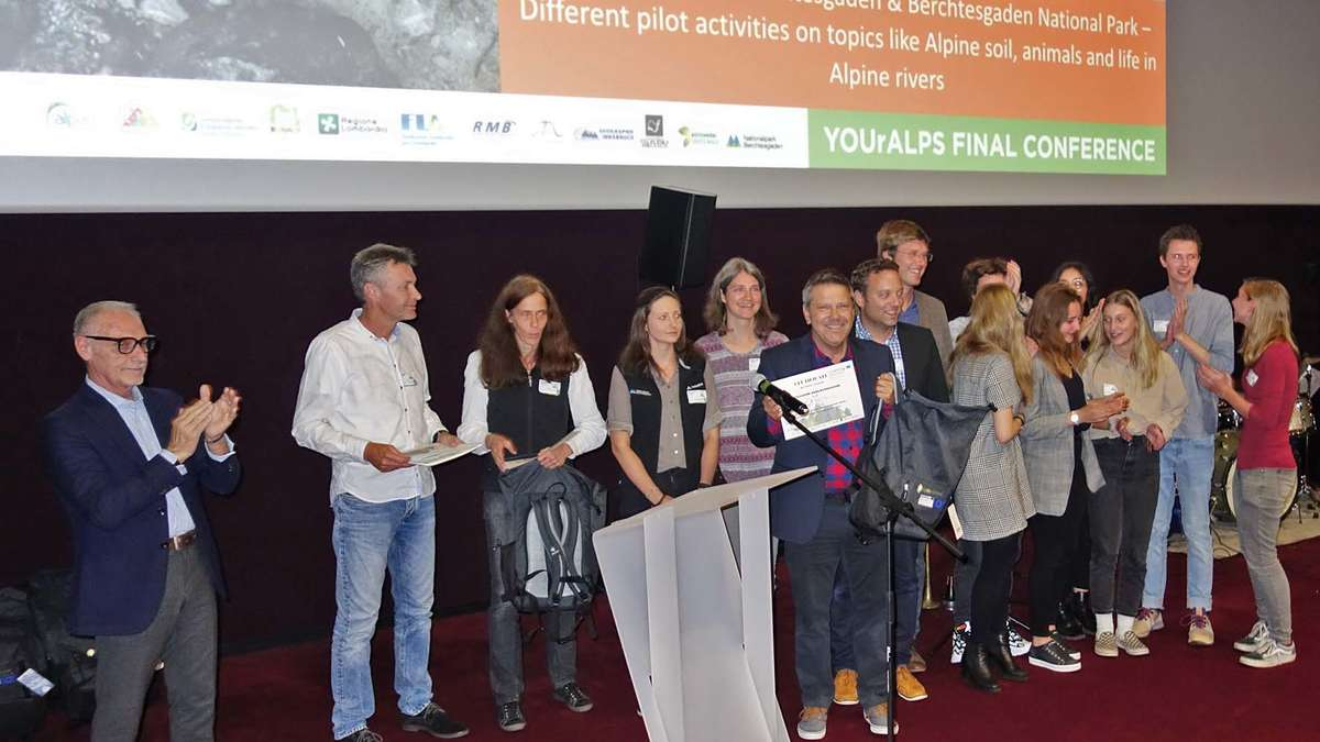 Berchtesgaden: Abschlusskonferenz des internationalen Projekts YOUrALPS | Berchtesgaden - bgland24.de