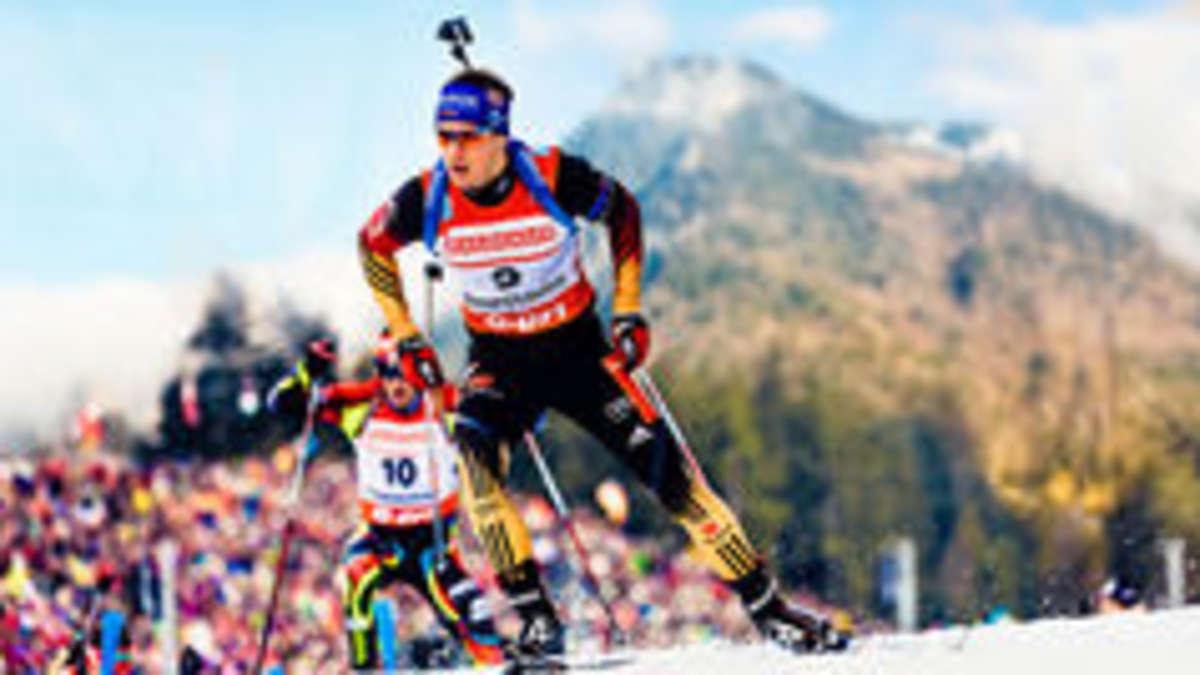 Biathlon Ruhpolding Tickets