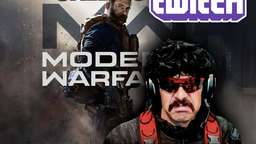Dr Disrespect rastet wegen Crossplay von Call of Duty Modern Warfare aus
