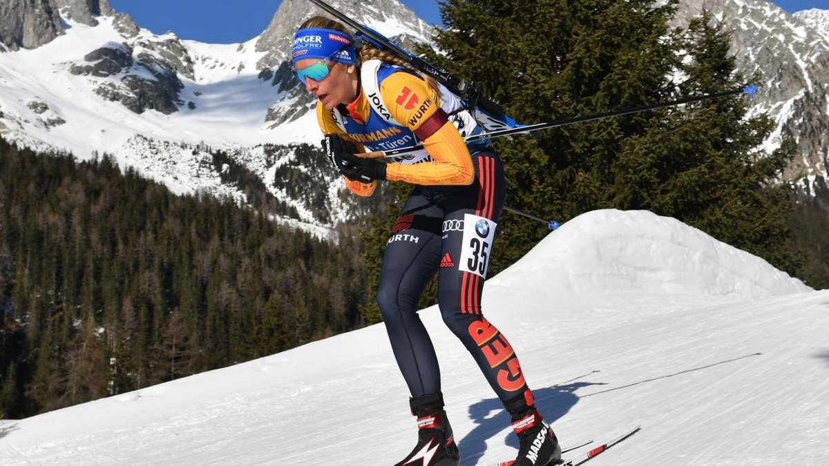Termine Biathlon Wm 2021