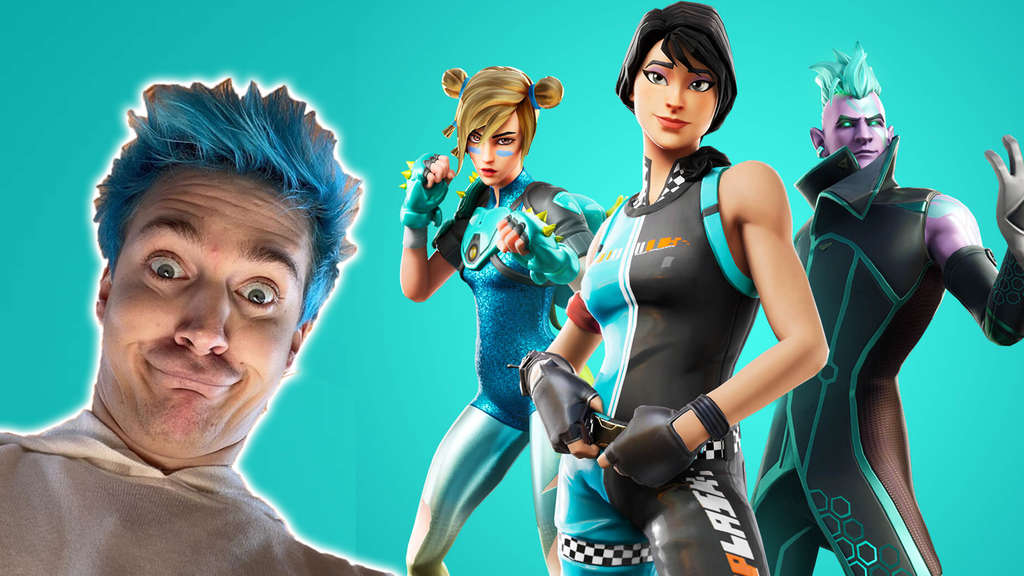 ninja tyler blevins fortnite twitch