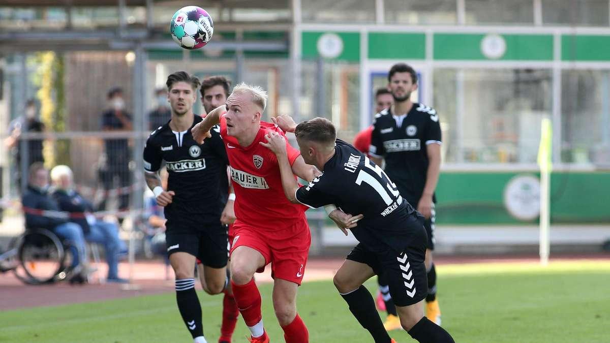 Live Ticker Regionalliga Bayern