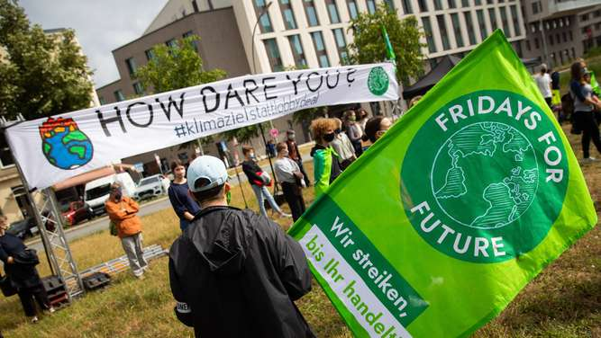 """Fridays for Future"" demonstriert am 25. September - Auch in der Region"