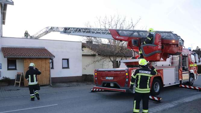 Rettungseinsatz in Jettenbach am 19. November 2020
